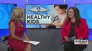 healthy kids the importance of sleep wink news