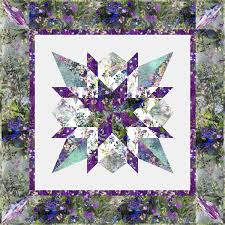 FREE PATTERNS and QUILT KITS with RJR Wildwood Way – Ivory Spring & high-res_star-gazer_40-x-40_update091416 Adamdwight.com