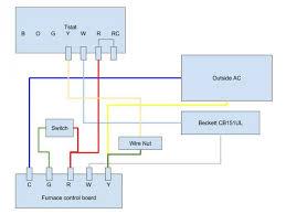 trane furnace wiring diagram trane image wiring need help re wiring thermostat for trane furnace and ac on trane furnace wiring diagram