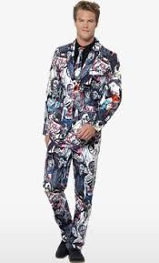 Zombie Suit   Adult Costume