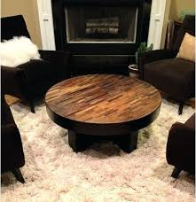 marvelous rustic round coffee tables with reclaimed wood table soft modern cocktail set m