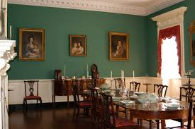 left dining room hammond harwood house james rosenthal photographer historic american buildings survey library of congress prints and photographs