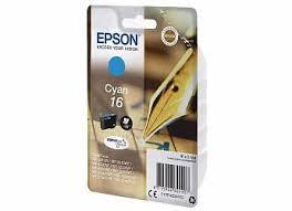 <b>Картридж с голубыми чернилами</b> Epson C13T16224012 купить ...