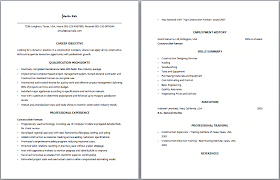 Resume For Construction 18 Construction Management Resume