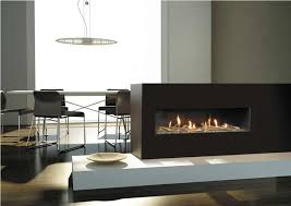 image of small direct vent gas fireplaces