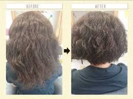 強いくせ毛でもできる女性のショートヘアスタイル 髪型 ボブ 天パ