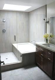 T Convert Bathroom Into Wet Room Tub Shower Combo Great Idea For A Master Bath  Small