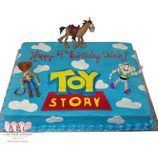 1071 Disneys Toy Story Birthday Cake Abc Cake Shop Bakery