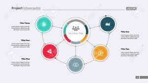Creative Flow Chart Mindmap Diagram With Five Options Process Diagram Flow Chart