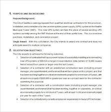 free printable bid proposal forms contractor bid template bid proposal templates 19 free word excel