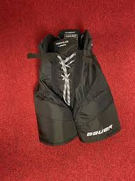 Women S Hockey Pants Sizing Chart Bauer Women S N9000 Pants Size Medium Item Tbnp2090
