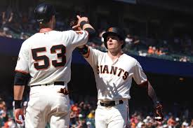Sf Giants Depth Chart Giants Position By Position Outfield The Only Constant Is