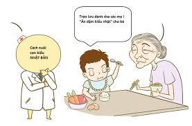 Cẩm nang bé ăn dặm lần đầu tiên theo kiểu Nhật khoa học