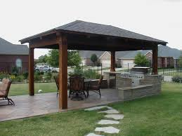 free standing wood patio covers. Free Standing Patio Cover Kits - Elegant 50 Graceful Wood Covers W