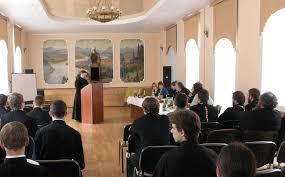 Защиты курсовых и дипломных работ в Белгородской Православной  Защиты курсовых и дипломных работ в Белгородской Православной Духовной семинарии с миссионерской направленностью
