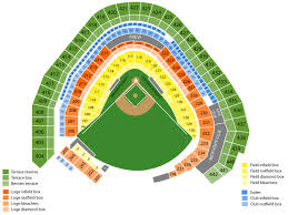 Miller Park Seating Chart And Tickets