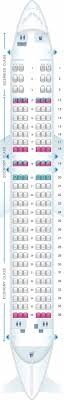 Seat Map Airbus A320 200 Air Canada Find The Best Seats On