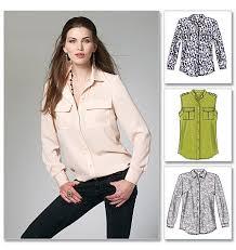 Womens Shirt Patterns