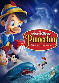 Disney Pinocchio DVD cover www.coreywolfe.com