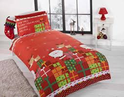 Image of: Discount Christmas Bedspreads and Quilts