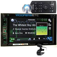 pioneer touch screen radio. avh-x3700bhs - pioneer 2-din in-dash 6.2\ touch screen radio