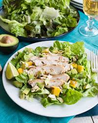 healthy yummy lunch ideas. jalapeno lime chicken salad | 101 healthy lunches yummy lunch ideas