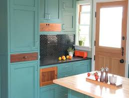 Turquoise Kitchen High Gloss Turquoise Kitchen Cabinets Uk Bright Or Rustic
