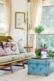Blue And Green Living Room 100 living room decorating ideas design photos of family rooms 8049 by xevi.us