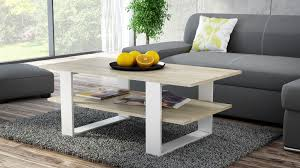 white coffee tables. MARTYNA SONOMA - WHITE LEG\u0027S MODERN CONTEMPORARY DESIGNED COFFEE TABLE White Coffee Tables