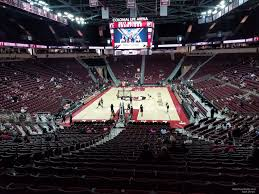 South Carolina Basketball Arena Seating Chart Colonial Life Arena Section 118 South Carolina Basketball