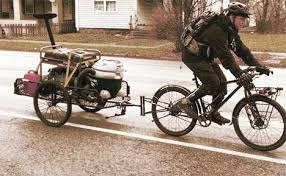 the best survival bicycle
