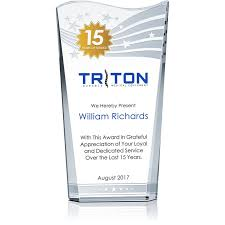 Years Of Service Award Wording 15 Year Staff Service Award Wording Sample By Crystal Central