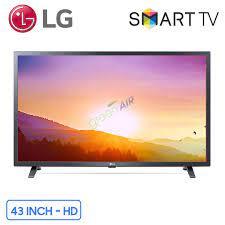 Smart Tivi LG 43 Inch 43LM6360PTB Chính Hãng, Giá Rẻ Nhất