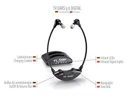 tv ears amazon. tv ears 11741 5.0 digital hearing aid headset audio: amazon.co.uk: electronics tv ears amazon t