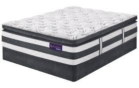 pillow top mattress queen. Queen Serta IComfort Hybrid Expertise Super Pillow Top Mattress + FREE Amazon Echo And 2 Dots