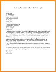Sample Housekeeper Cover Letter Restaurant Manager Cover Letter