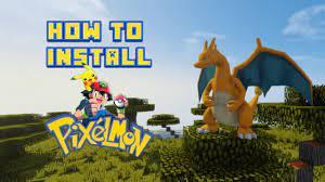 HOW TO INSTALL PIXELMON ReForged! Minecraft Java Pokemon Mod - YouTube