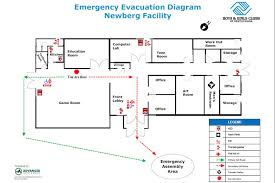 emergency exit floor plan onvacations wallpaper for fire plans