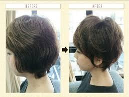 絶壁頭に似合う髪型女性のヘアスタイル編