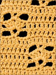 50 Stitches for Afghans: Shells, Clusters, Puffs, Lace and More – Crochet  Books