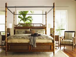 Chrome Canopy Bed King — King Beds : Buy a Modern Canopy Bed King