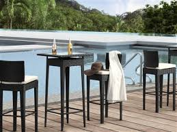 home patio bar. Awesome Wrought Iron Patio Bar Outdoor Pub Table Sets Cheap With Regard To Set Renovation Home P