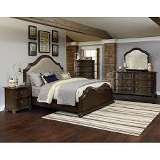 satisfying upholstered headboard bedroom sets 4