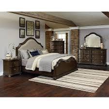 satisfying upholstered headboard bedroom sets 4