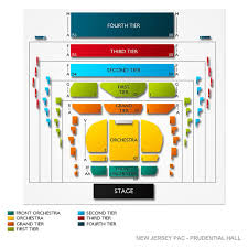 56 Described Njpac Seating Review