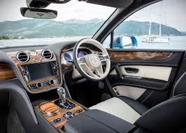 2018 bentley suv. perfect suv 2018 bentley bentayga suv interior in bentley e