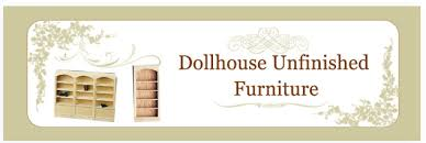 unfinished dollhouse furniture. Sort By: Unfinished Dollhouse Furniture I