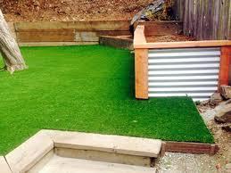 Fake Grass Carpet Cuyama California Backyard Deck Ideas Small