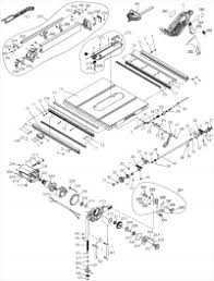 wiring diagram for a dw745 wiring diagram for a dw745 switch dewalt dw745 portable table saw parts type 3 parts wiring diagram
