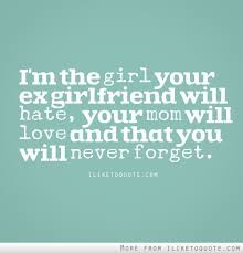 Quotes About Your Ex Amazing Ex Girlfriend Quotes WeNeedFun